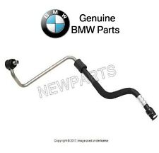 BMW X3 Power Steering Hose Steering Rack to Cooling Coil Genuine 32413400190