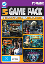 Hidden Object Collection 5 Game Pack - PC