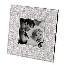 Silver Options G1161S1019SQ Square Photo Frame