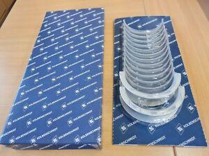 Satz Hauptlager Standard-Maß passend für Mercedes Motor OM341, OM344, OM362 -