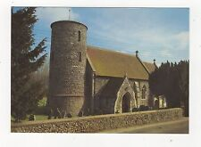 St Marys Church Burnham Deepdale Norfolk Postcard 357a