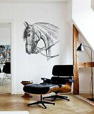 ik390 Wall Decal Sticker horse animal bedroom