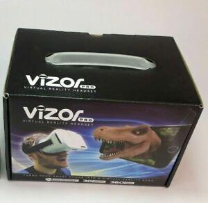 Vizor pro VR headset white Vizor pro VR headset white - free post(B1)