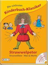 German Children's Book Classic Die schönsten Kinderbuch-Klassiker Struwwelpeter