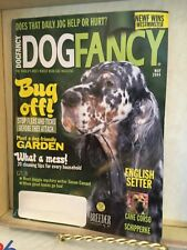 Dog Fancy Magazine~May- 2004-English Setter-Cane Corso-Schipperke 136 Pages