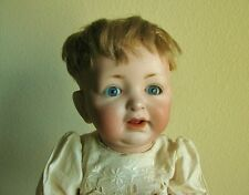ANTIQUE VINTAGE KESTNER 226 BISQUE BABY DOLL, ALL ORIG., 13""