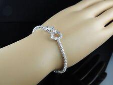 Unbranded Sterling Silver Fine Bracelets