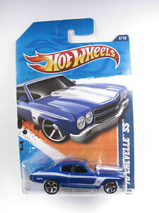 Hot Wheels 2011 - MUSCLE MANIA - '70 CHEVELLE SS