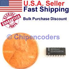 1/5/10Pcs National Semi Cd4052Bm Dual 4-Channel Multiplexer/Demultiplexer So-16