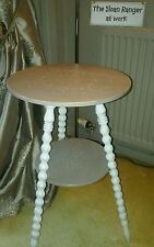 Wood Less than 30 cm Width Modern Side & End Tables