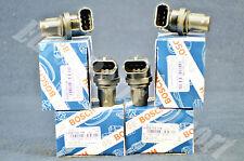Mercedes-Benz Engine Camshaft Position Sensor Bosch Made in Germany (4 PCS)