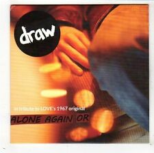 (FY68) Draw, Alone Again Or - 2014 DJ CD