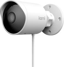 YI Kami Outdoor Security Camera Farbnachtsicht, Wasserdicht, Weitwinkel BRANDNEU