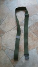 Original USGI M1 Garand green web sling WWII USMC ARMY good condition