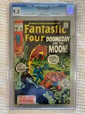 1970 Fantastic Four #98 CGC 9.2 Kree Sentry Appearance