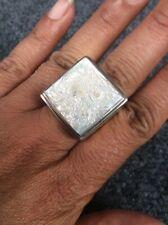 Enchanted Disney Mulan Garnet and 0.21Ct Diamond Mushu Dragon Ring in 925 Silver