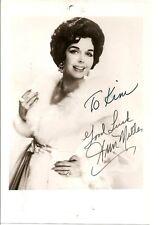 Ann Miller Autograph Showgirl Black Cat Club Lucille Ball The Thrill of Brazil