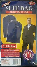 Suit Bag Cover Travel Anti Crease Extra Thick 61 x 102cm