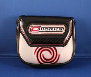 Odyssey O-Works Mallet Putter Headcover Golf Head Cover