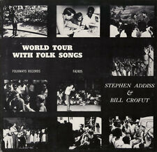 Bill Crofut - World Tour with Folk Songs [New CD]