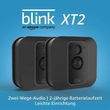 Blink XT2-2 Smarte Sicherheitskamera für den Außen- und Innenbereich Doppelpack