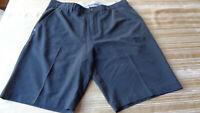 Mens Adidas - golf, causal, Athletic Sport Shorts Size 32 - BLACK - Lightweight