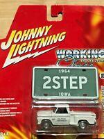 Johnny Lightning Working Class - 1964 Chevy Stepside Pickup