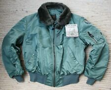 ALPHA INDUSTRIES Vintage Series | B-15D Flight Jacket | NEW OSWT | L