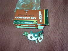 SUZUKI GT185 K125M NOS RIGHT HAND CONTACT POINTS 31440-09010