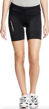 Louis Garneau Black Women Signature Optimum Shorts Women's Size XL 71818