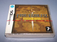 FIRE EMBLEM SHADOW DRAGON - Nintendo DS - UK PAL - NEW & FACTORY SEALED EXC COND