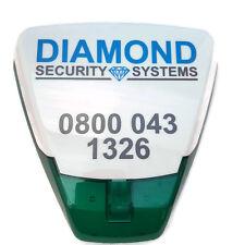 Pyronix Deltabell Dummy Alarm box twin flashing LED LIFETIME GUARANTEE