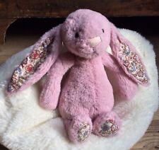 JellyCat Pequeño Flores Tulipán Bunny en muy buena condición