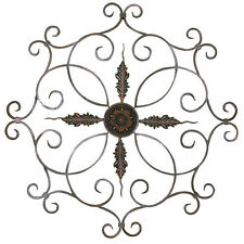 2180 - Scrolled Metal Wall Décor