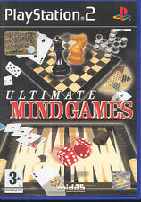 ULTIMATE MIND GAMES - PS2 (USATO) ITALIANO