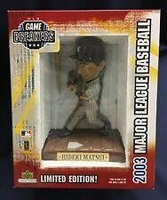 2003 MLB Upper Deck Hideki Matsui NY Yankees Figurine Statue NEW! FREE SHIPPING!