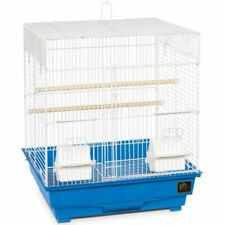 """Lm Prevue Square Top Bird Cage Small - 1 Pack - (16""""L x 14""""W x 18""""H)"""