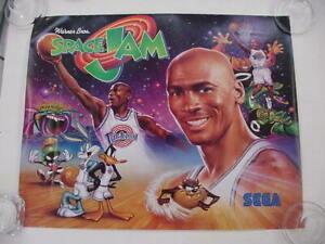 Space Jam Pinball Promo Poster