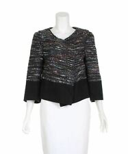 DRYKORN FOR BEAUTIFUL PEOPLE Tweed Multicoloured Evening Jacket, Size M