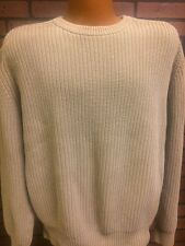 Mens Cabela's Outdoor Gear 100% Cotton Sweater Size XL/Reg Made in Australia