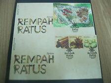FDC MALAYSIA 2011 - REMPAH RATUS (SET)