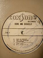 Ride Me Donkey (Solid Gold From Jamaica) - Vinyl LP 1968
