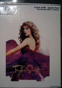 Taylor Swift Speak Now iPad Mini Skin