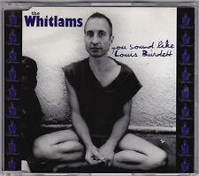The Whitlams - You Sound Like Louis Burdett - CD (Aus. 4 x Track Single)