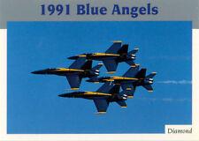 1991 Sterling Blue Angels Card Set
