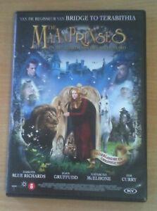 DE MAANPRINSES: En Het Geheim Van Het Witte Paard (DVD) NIEDERLÄNDISCH+ENGLISCH!