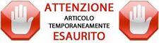 CODINO DOPPIO SCARICO TERMINALE OVALE ACCIAIO CROMATO SPORTIVO MARMITTA AUTO