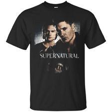 The Supernatural Film TV Series Men's T-Shirt Tee