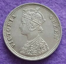 More details for 1875 victoria one rupee without mintmark