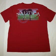 Nautica vintage t shirt for men large original